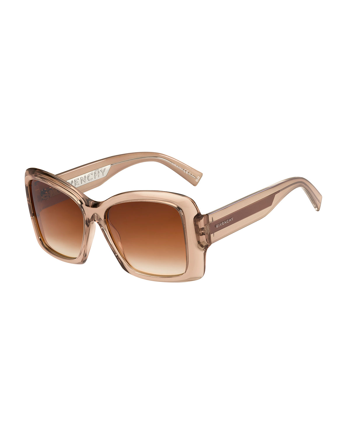 Givenchy OVERSIZED SQUARE ACETATE SUNGLASSES