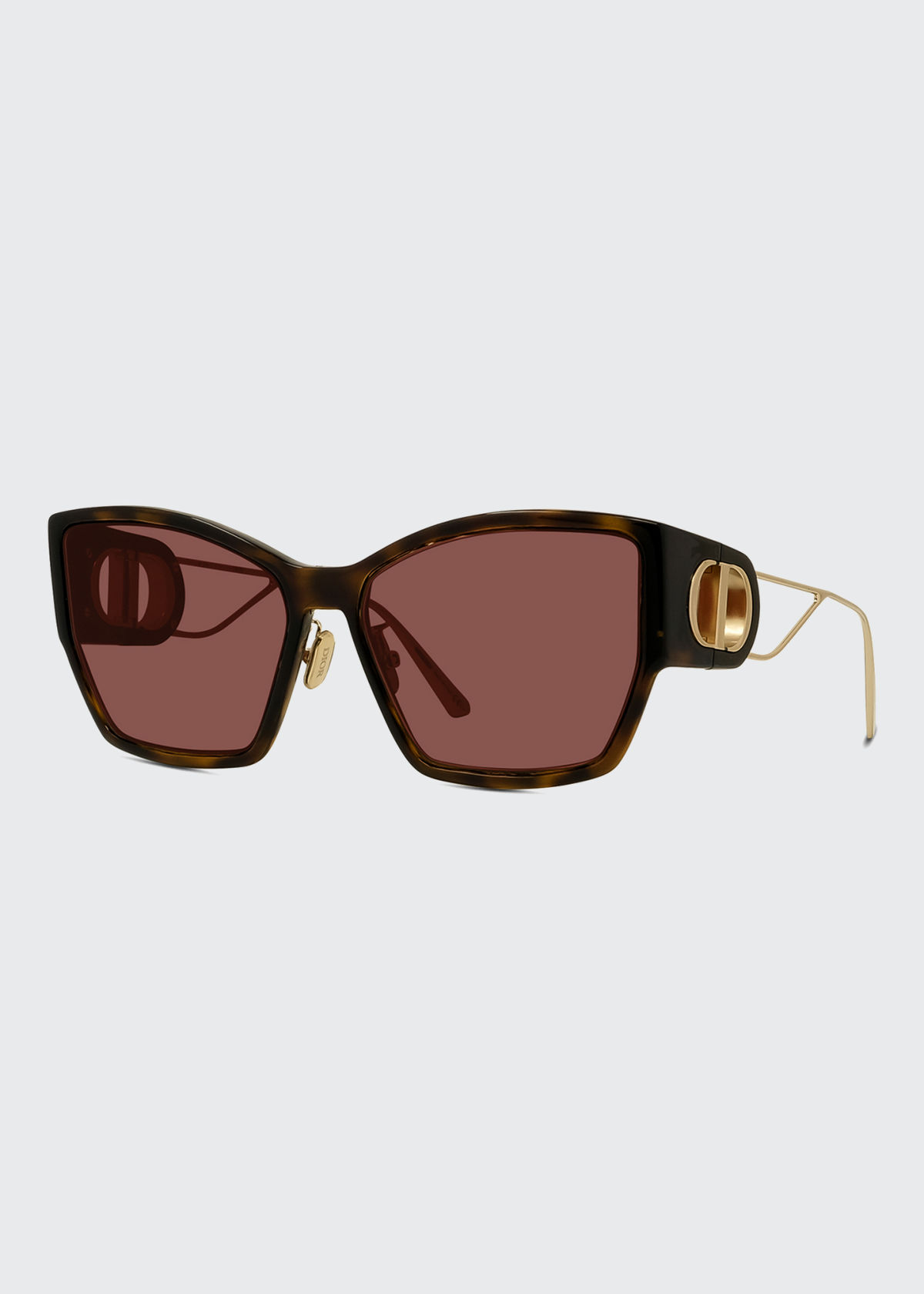 Dior INJECTION PLASTIC BUTTERFLY SUNGLASSES
