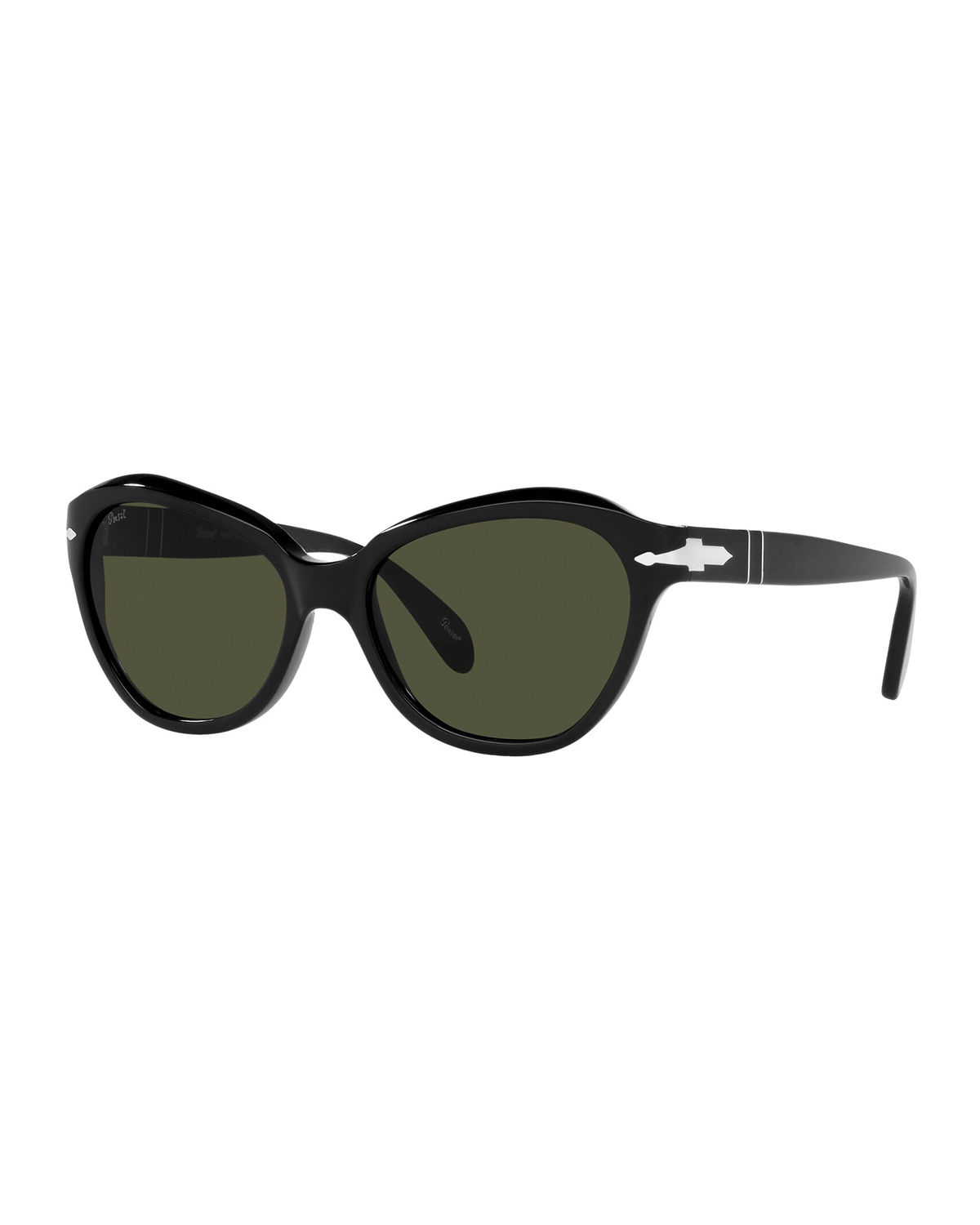 Persol ACETATE BUTTERFLY SUNGLASSES