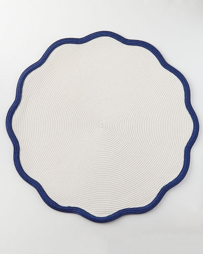 Border Scallop Placemat