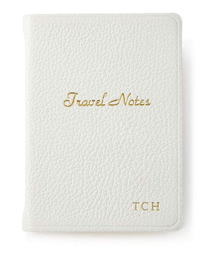 Travel Notebook  Personalized