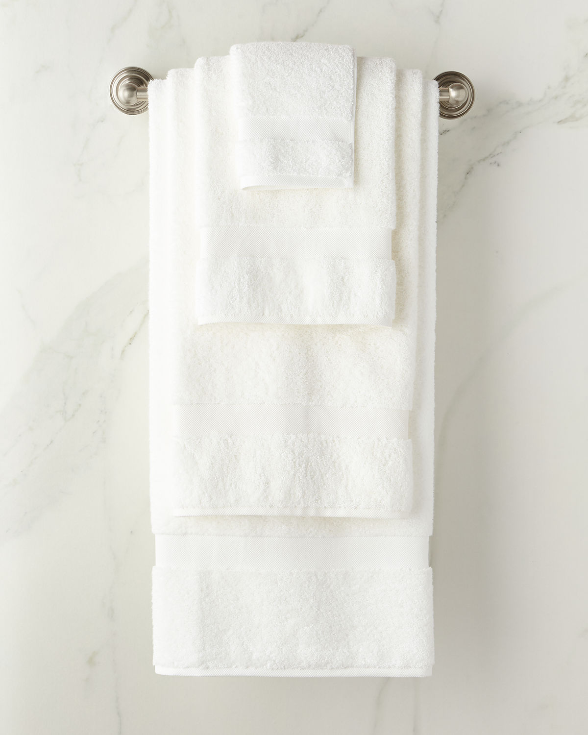 Lotus Hand Towel