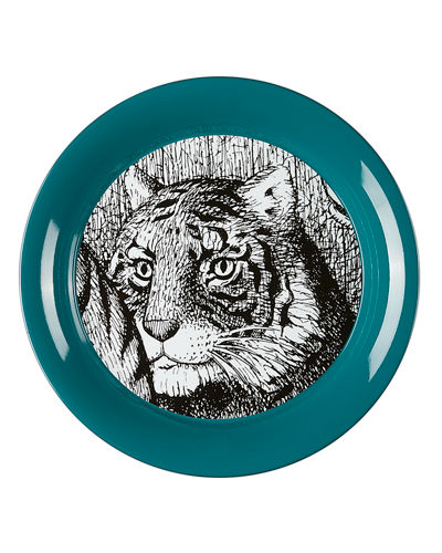 Round Tiger Tray  Small