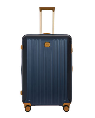 Capri 32-Inch Spinner Suitcase - Blue in Matte Blue