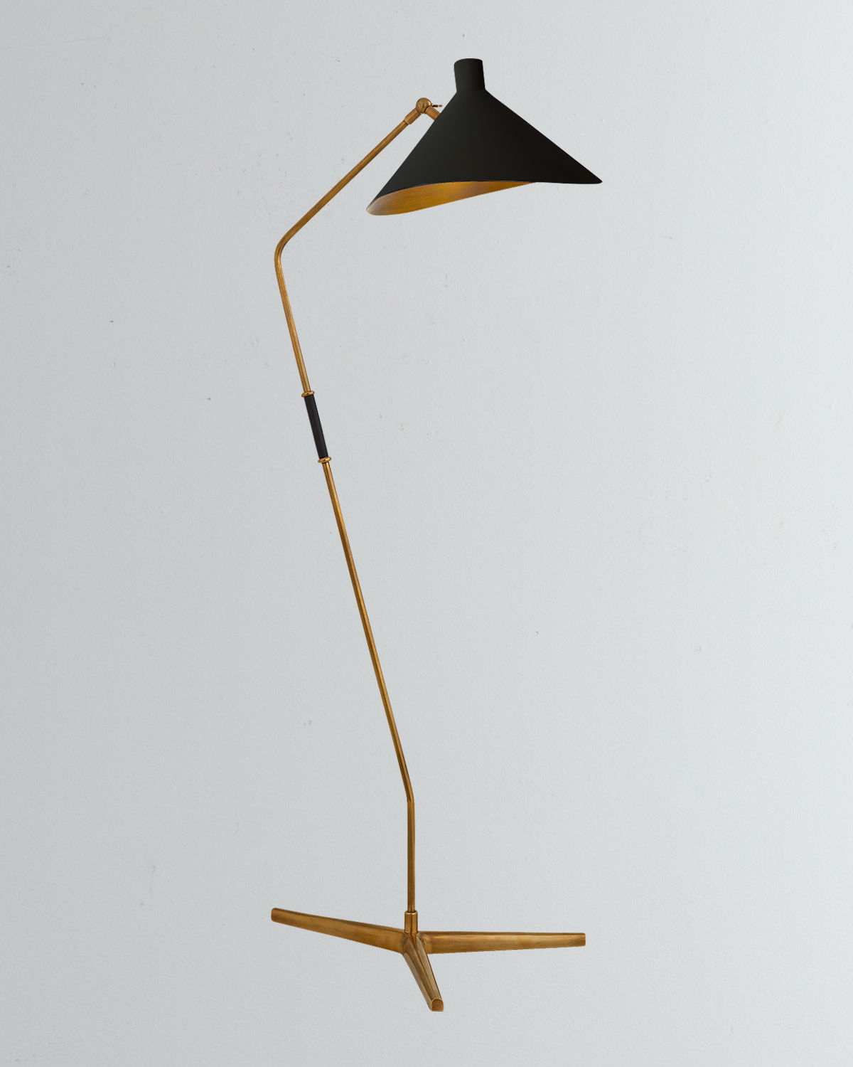 Aerin Lighting & lamps MAYOTTE LARGE OFFSET FLOOR LAMP
