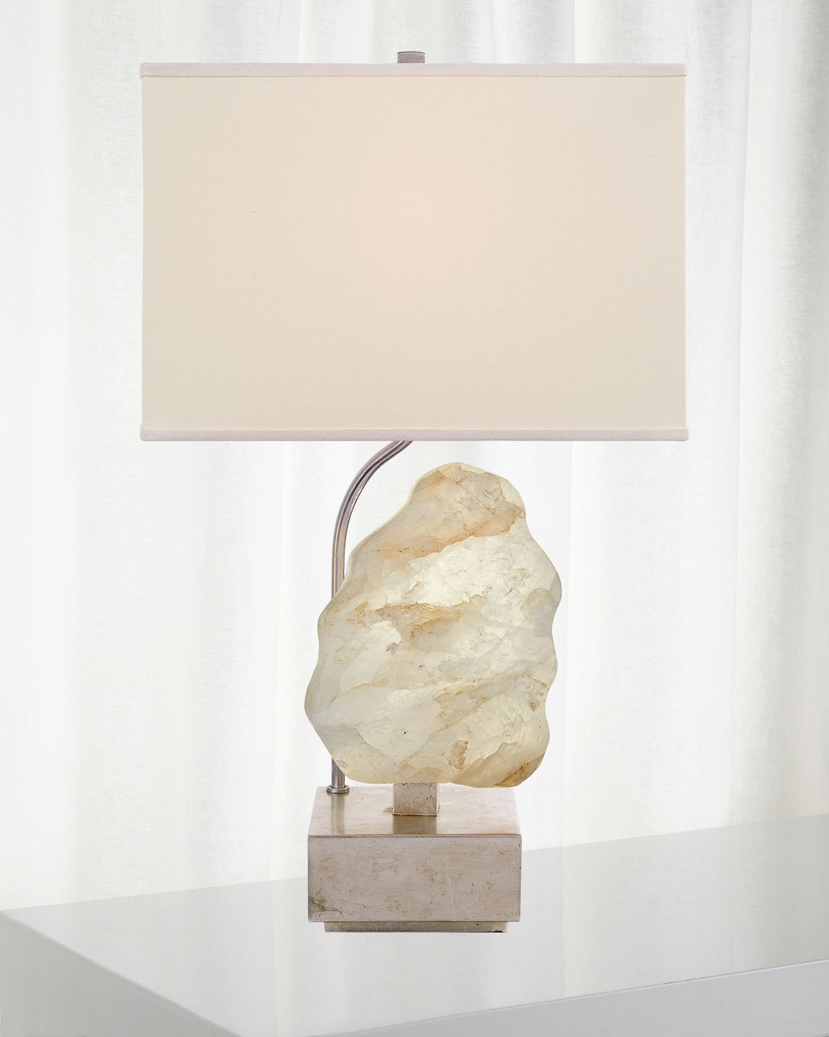 Aerin Lighting & lamps TRIESTE SMALL TABLE LAMP