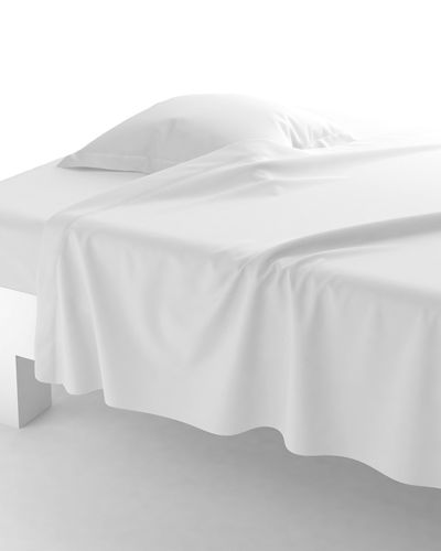 Vexin 200 Thread-Count King Flat Sheet