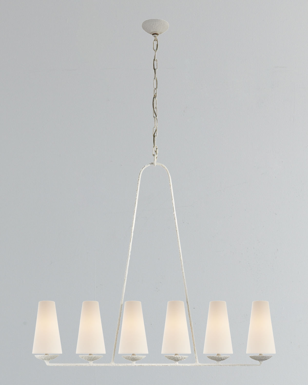 Aerin Clothing FONTAINE LINEAR CHANDELIER