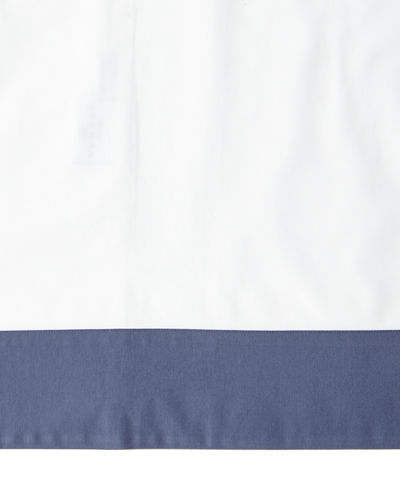 Modern Sateen Applique Continental Sham