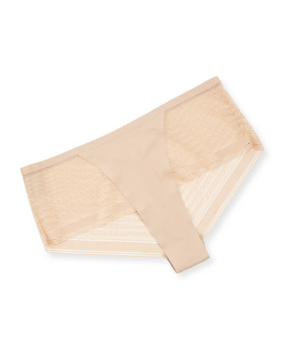 Muse Mesh Boyshorts