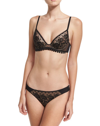 Braisers De Paris Lace Tanga