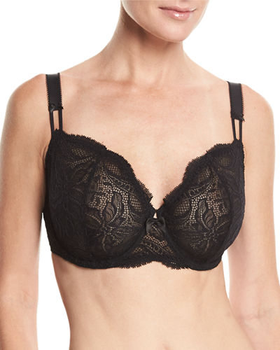 Eden Demi Cup Full-Figure Bra