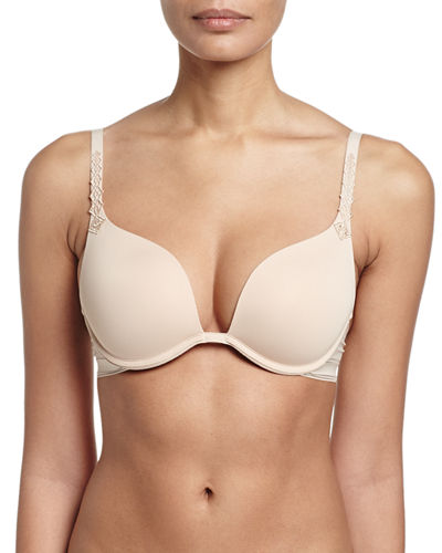Muse Triangle Multi-Position Plunge Bra