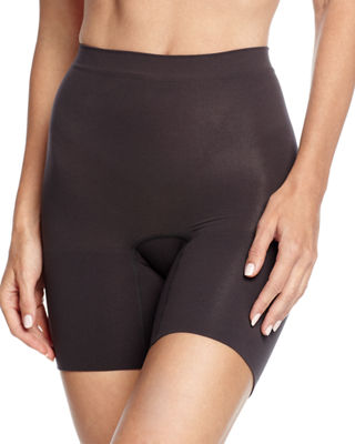 Women'S Power Tummy Control Shorts, Also Available In Extended Sizes in Very Black