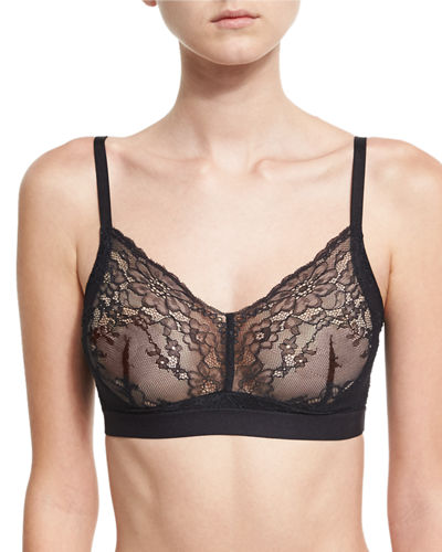Lace Soft-Cup Convertible Bralette