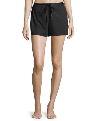 Bliss Cotton Lounge Shorts
