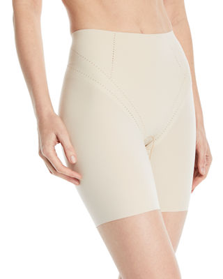 Air Long-Leg Shaper Shorts in Nude