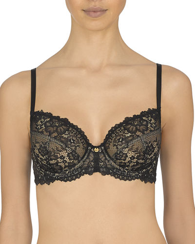 Manila Convertible Full-Fit Unlined Underwire Bra