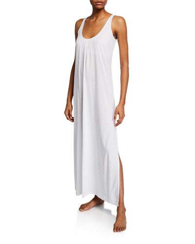 Kaia Long Jersey Nightgown