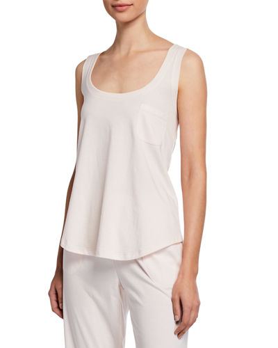 0d12553de5 Cotton Fitted Tank Top | bergdorfgoodman.com