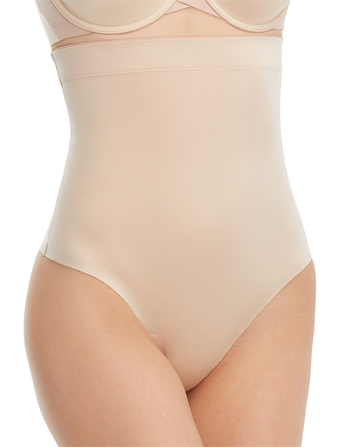 Spanx Suits PLUS SIZE SUIT YOUR FANCY HIGH-WAISTED THONG