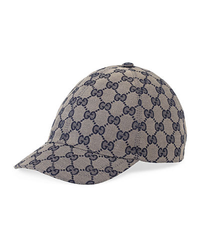 1c6da71360728 GG Supreme Canvas Baseball Hat