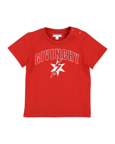 f8669250 Short-Sleeve Logo Graphic Tee Size 12-36 Months Quick Look. RED. Givenchy
