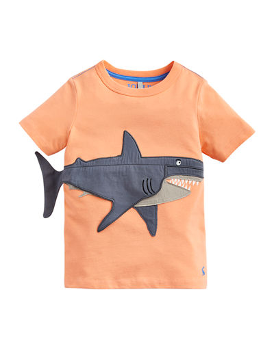 Chomper Bugs Graphic Tee, Size 2-6