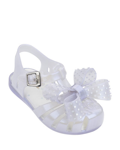 Mini Aranha XIII Bow Cutout Sandal  Baby/Toddler/Kids