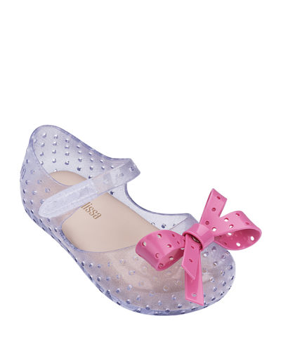 Furadinha XI Perforated Mary Jane, Baby/Toddler/Kids