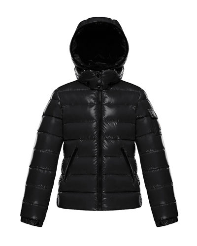 Bady Quilted Hooded Puffer Jacket, Size 4-6