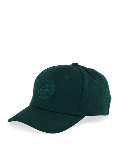 Kid's Logo Embroidered Baseball Cap