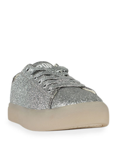 EZ Glitter Light-Up Sneakers, Toddler/Kids