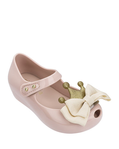 Ultragirl Princess Bow Mary Jane Flats  Baby/Toddler