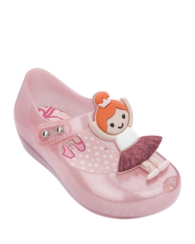 Ultragirl Ballerina Mary Jane Flats  Baby/Toddler