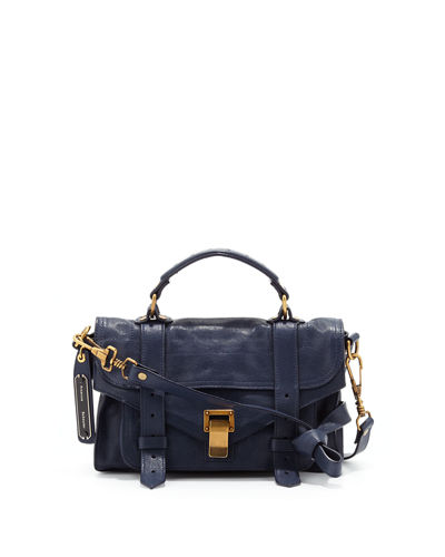 PS1 Tiny Crossbody Satchel Bag