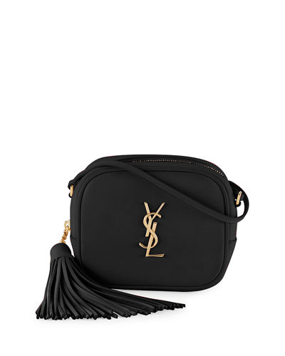 14f97c8c5564 Saint Laurent Monogram Blogger Crossbody Bag