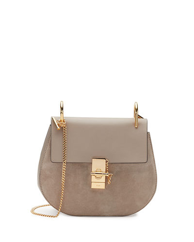 Drew Small Chain Saddle Bag