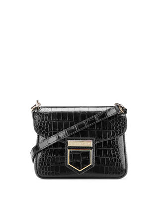 Givenchy Shoulder Bag for Women, Nobile, Black, Leather, 2017, one size