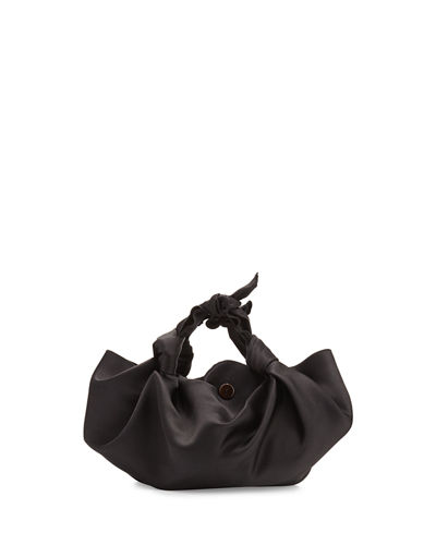 THE ROW The Ascot Small Satin Hobo Bag 02fd1692dfac7