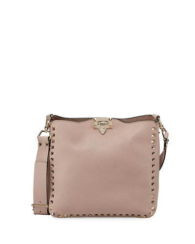 Rockstud Small Hobo Bag