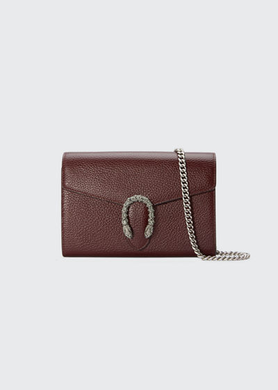268933f0018 Dionysus Leather Mini Chain Bag Quick Look. Gucci