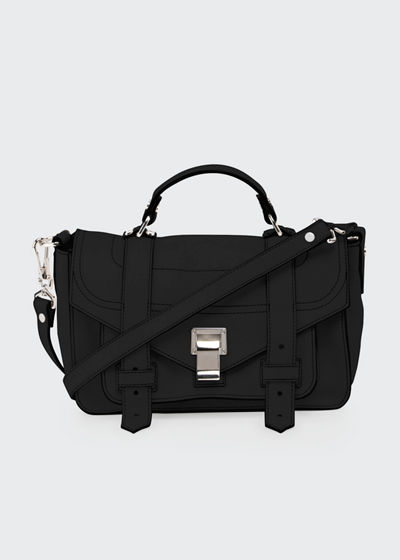 PS1 Tiny Leather Satchel Bag