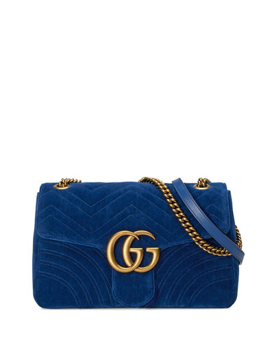 Gucci GG Marmont 2.0 Medium Quilted Shoulder Bag