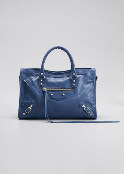 Classic City Nickel Small Tote Bag
