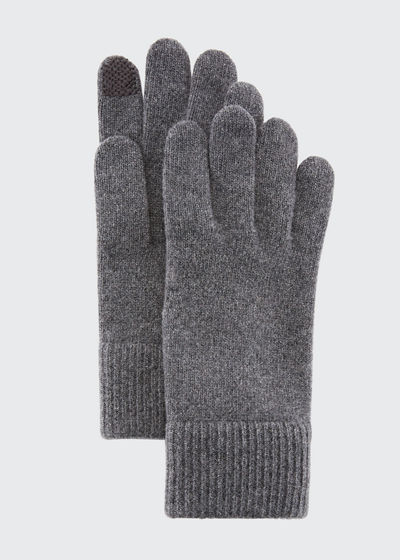 Portolano Cashmere Touchscreen Gloves