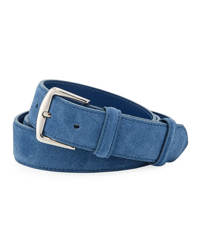 Men's Alsavel Suede Belt