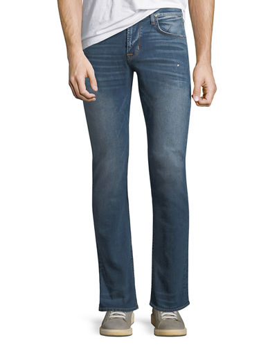Men's Blake Polaris Slim-Straight Denim Jeans