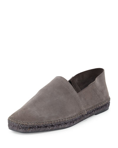Tom Ford Suede Slip-On Espadrille With Mastercard Ib0QYZH
