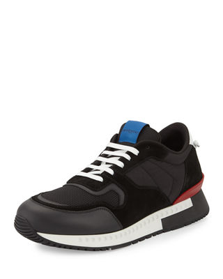 Givenchy runner sneakers - Black